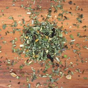 digest tea organic loose leaf herbal tea for natural digestive system support