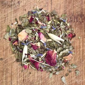 Unwind - loose leaf herbal tea - for stress - healthy nervous system