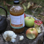 Fire Cider and herbs