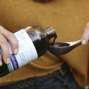 elderberry syrup for elderberry syrup vinaigrette recipe immune health and spring recipes for the bitter flavor