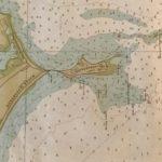 Town Farm Tonics map of Gooseberry Island