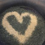 steeping herbs for elderberry tonic - nettles leaf and elder flower